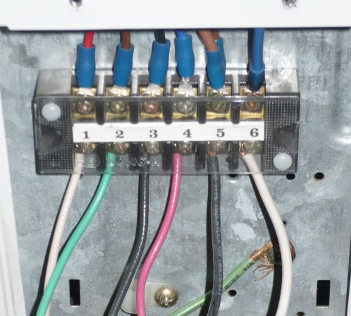 ac hacks a heat pump ecorenovator so i noticed that the heat pump had six chopped off wires coming out of it