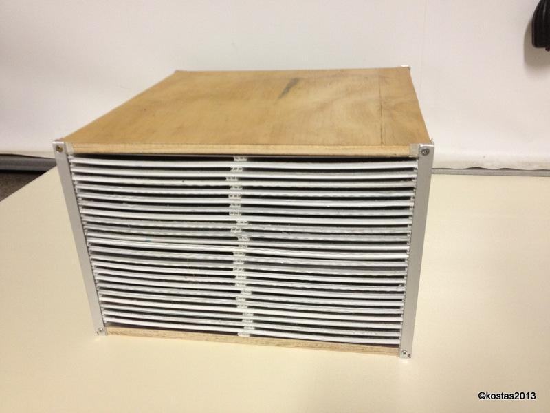 Воздушный теплообменник рекуператор теплообменник охлаждения поверхностный