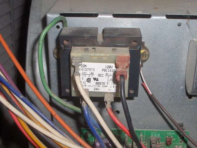 [DIAGRAM_1JK]  EcoRenovator - View Single Post - Motison CyberStat CY1201 WiFi thermostat  installation & review | Furnace Transformer Wiring |  | EcoRenovator.org