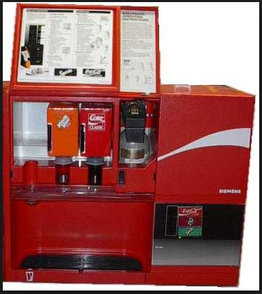 coke machine compressor