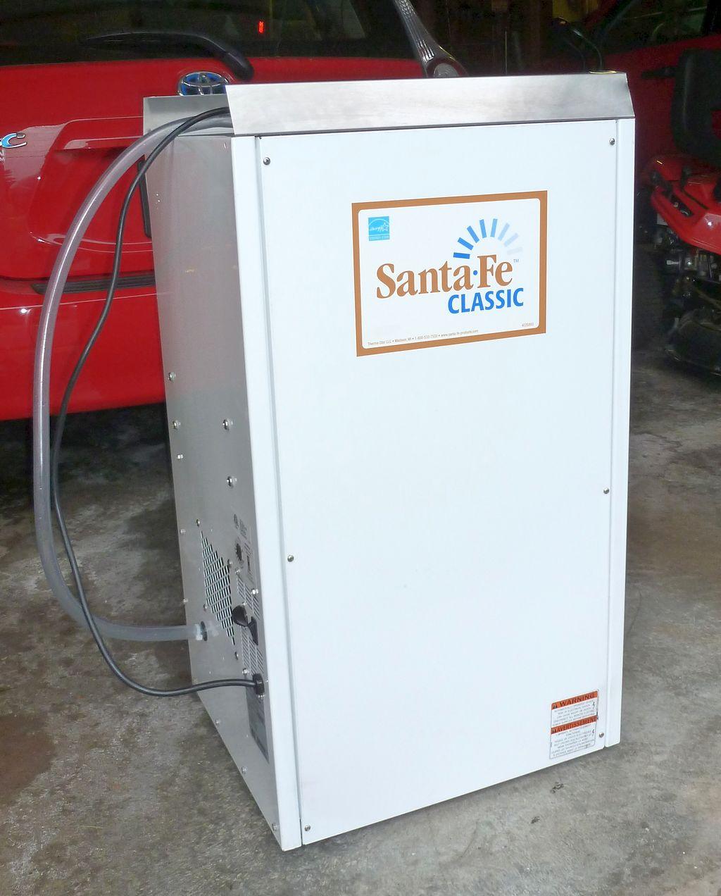 Santa Fe Classic Dehumidifier Ecorenovator