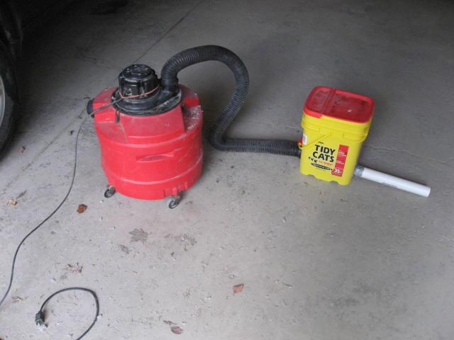 DIY attic insulation blower? - EcoRenovator