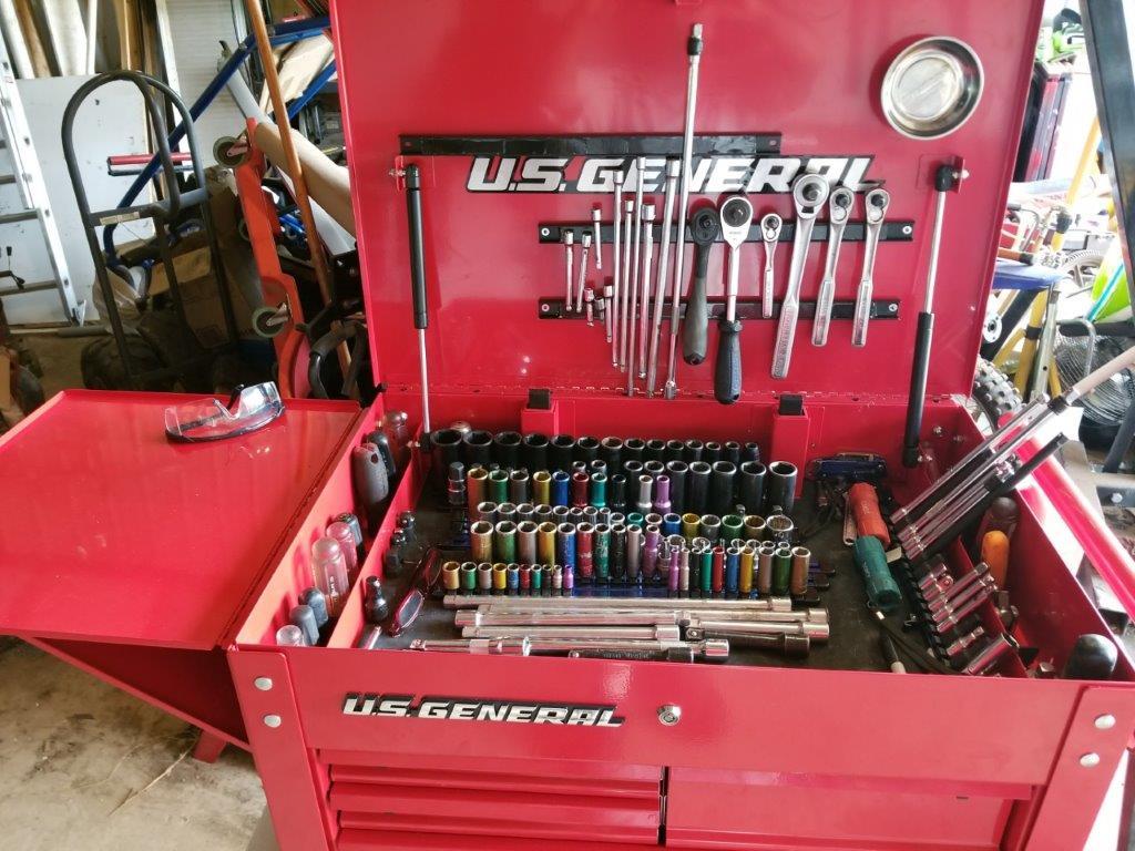 Harbor Freight 30 5 Drawer Tool Cart Ecorenovator
