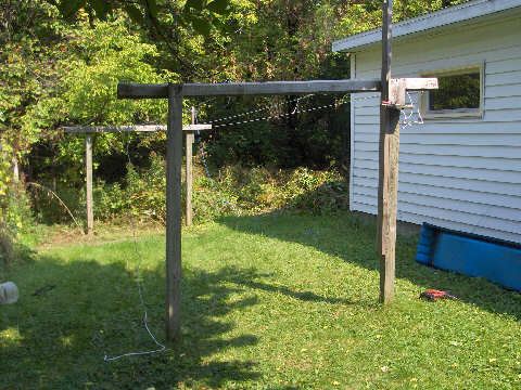 Post image for ER Project House:  DIY Solar Clothes Dryer