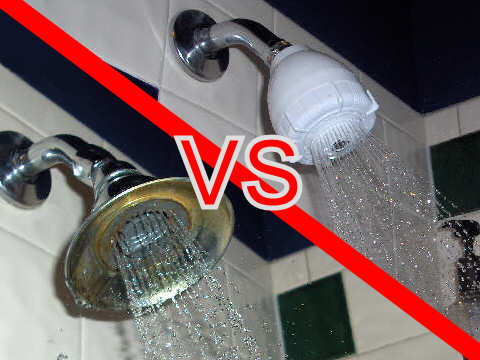 Post image for ER Project House:  Testing Low Flow Shower Head