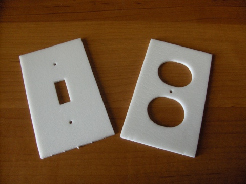 Post image for ER Project House: Wall Socket Seals