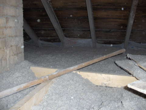 Post image for ER Project House: Insulating the Attic – Part 3