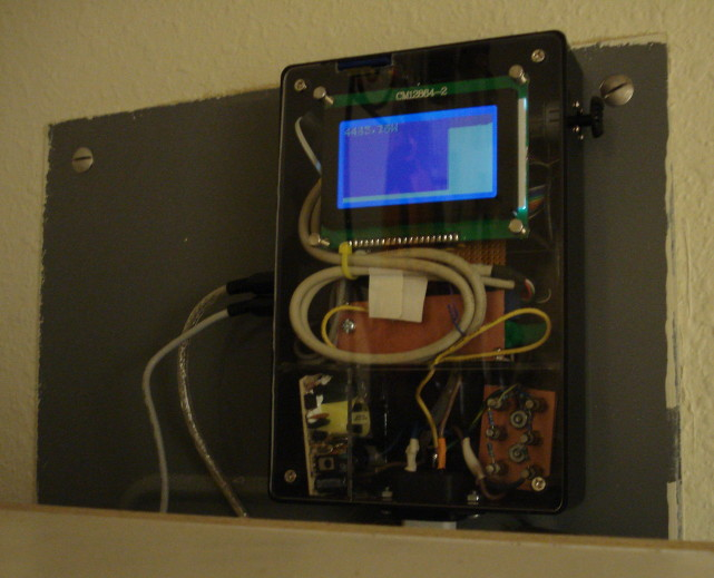 Home Power Monitoring System : An avr based whole home energy monitoring system