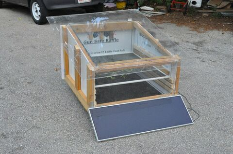 Post image for DIY Solar Powered Food Dehydrator