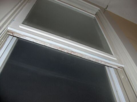 window sealing