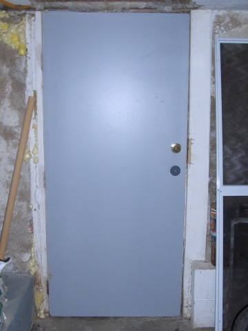 Post image for ER Project House: Door Sealing