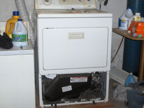 Post image for Restoring Dryer Efficiency – Fixing A Heating / Sensor Problem