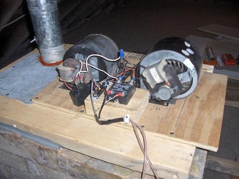 attic heat