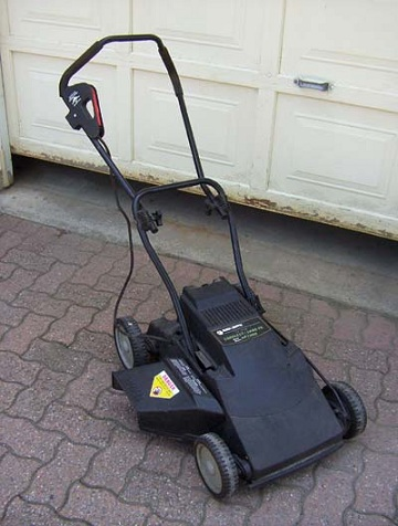 "Post image for How To Revive a ""Dead"" Cordless Mower"