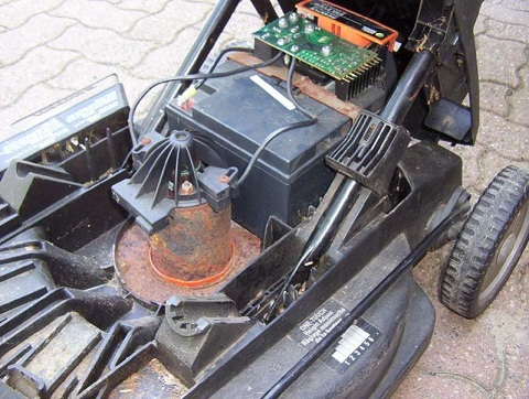 "Post image for How To Revive a ""Dead"" Cordless Mower – Part 2: Replacement Batteries"