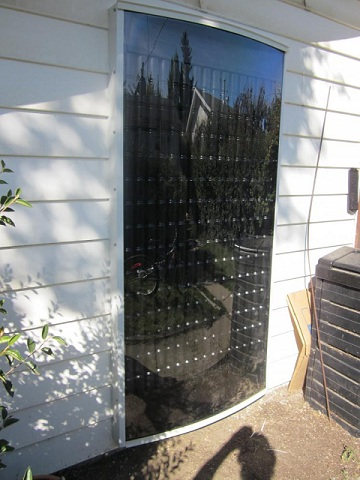 Post image for DIY Pop Can Solar Air Heater