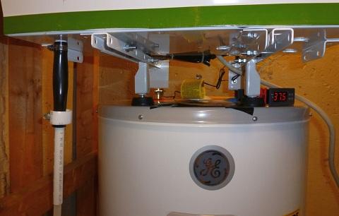 water heater 6