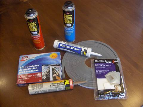 Post image for Home Energy Saving Tips You Can Do Right Now – Air Sealing