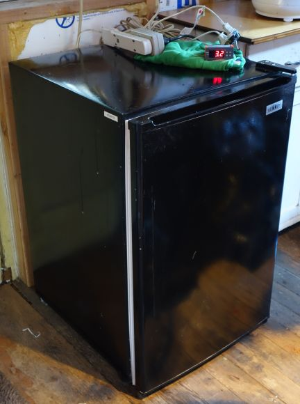 Post image for Freezer To Refrigerator Conversion