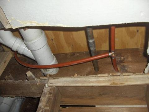 pex tubing