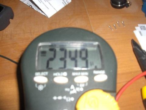 solar alarm clock testing